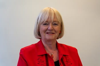 Dr Judy Bray, Vice President of Research