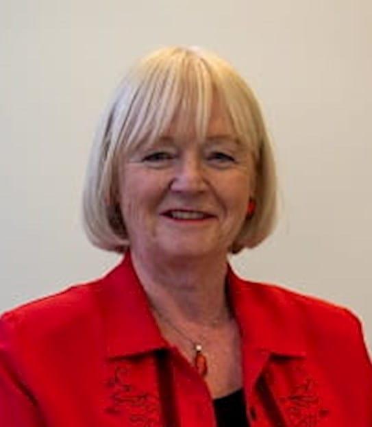 Madame Judy Bray, vice-présidente de la recherche