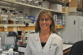 Dr Alison Allan, Cancer Researcher
