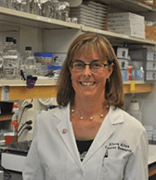 Alison Allan, Ph. D., chercheuse en cancérologie