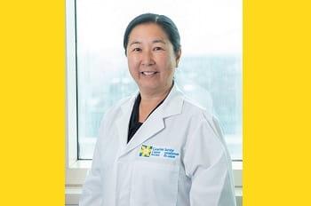 Dr Pamela Ohashi