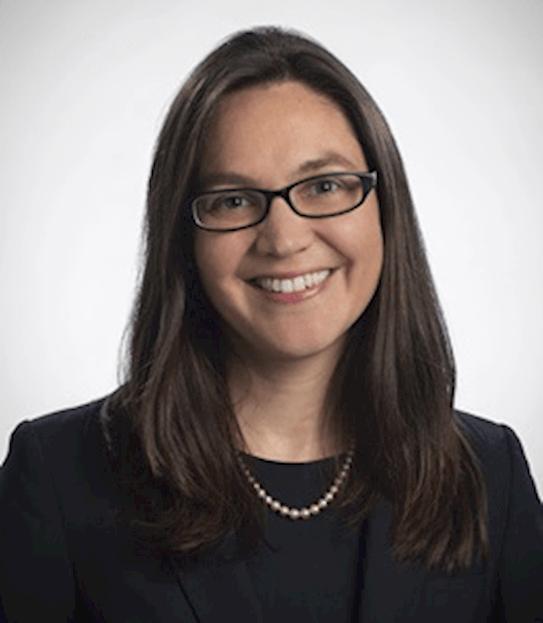 Dre Stephanie Lheureux, oncologue médicale et chercheuse