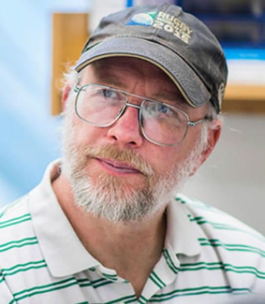 Une portrait du M.Wishart