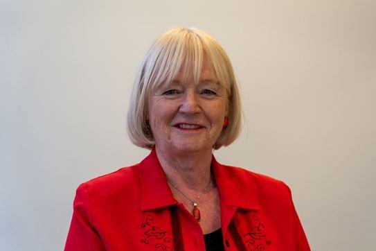 Judy Bray