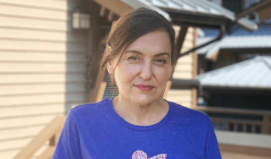 Dianne, a two-time breast cancer survivor
