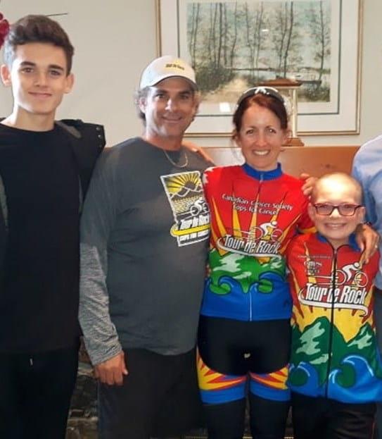 Mena, Jack et la famille