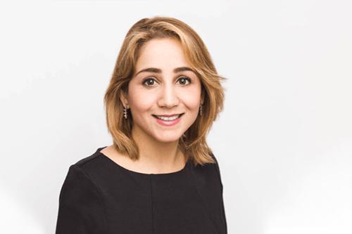 Zeinab, chercheuse