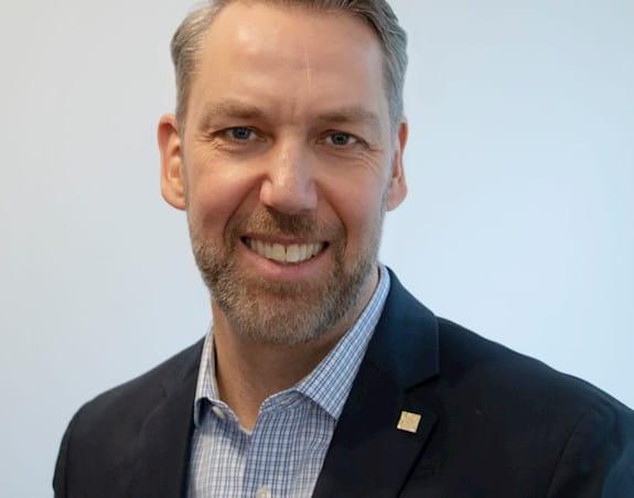 Dr. Stuart Edmonds, Executive Vice President, Mission, Research and Advocacy