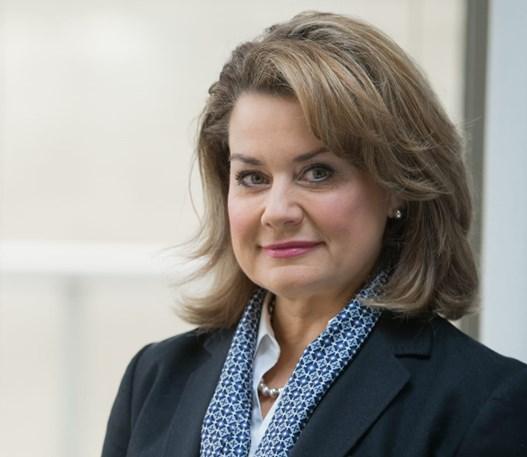 Paula Roberts, Vice-présidente principale, Marketing de la marque, communications et services numériques