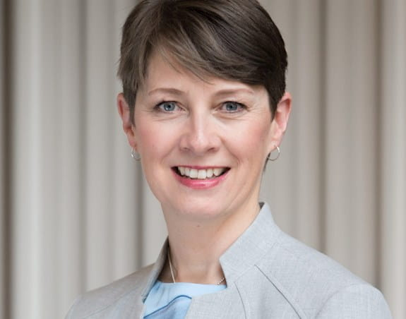 Sara Oates, Executive Vice President, Finance and Operations