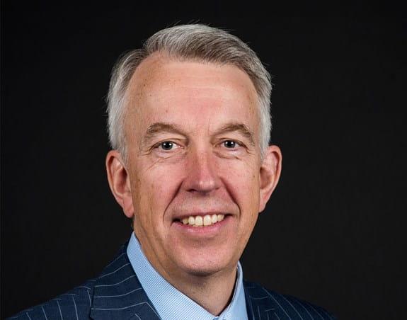 Board Member David Woollcombe