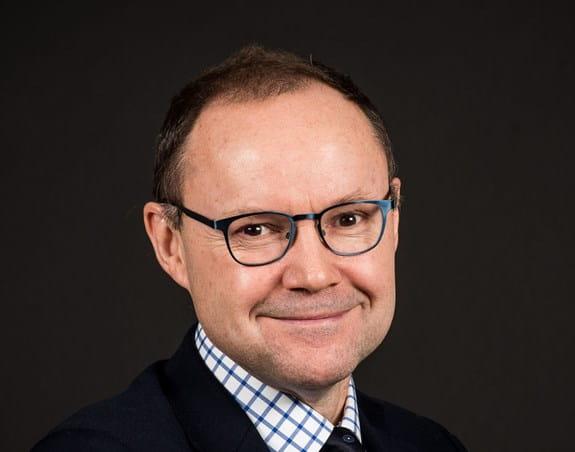 Board Member Dr David Huntsman