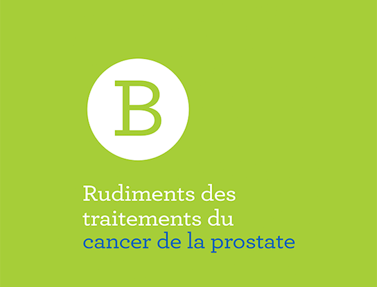 Cover of B Basic Treatment of Prostate Cancer available to download