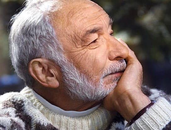 Homme âgé