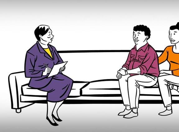 Les travailleurs sociaux peuvent vous aider à faire face au cancer