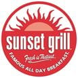 Sunset grill logo