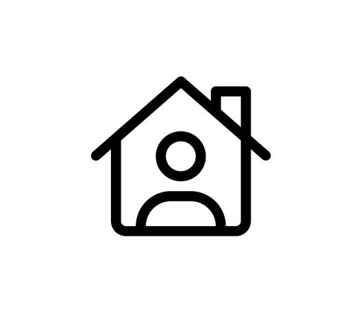 Nos maisons d'hébergement