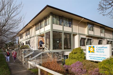 Maison d L'île du Vancouver