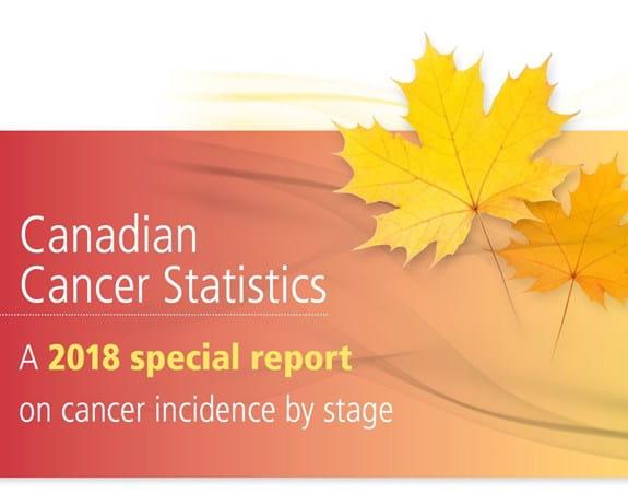 Cancer Statistics 2018 cover
