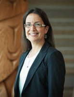 Dr Nadine Caron