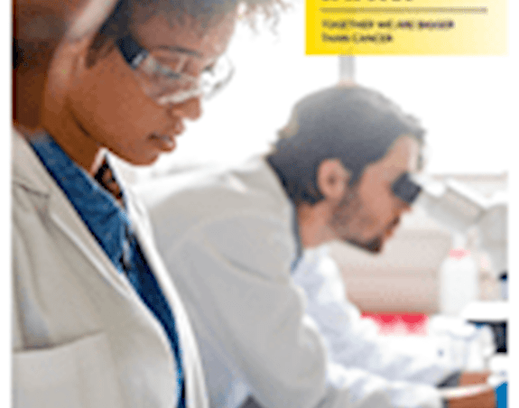 The Canadian Cancer Society's Research Impact Report