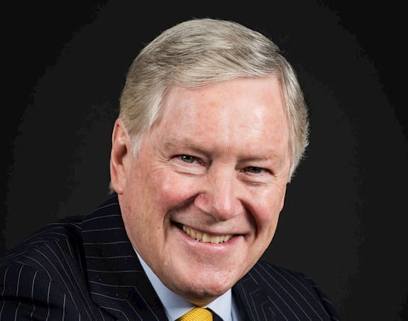 Board Member Rob Lawrie